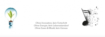 Innovation, Energie & Genuss